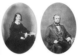 Eliza y Bill Rockefeller